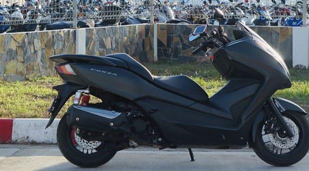 Honda Forza 300cc