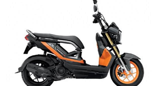 Honda Zoomer-X 110 cc