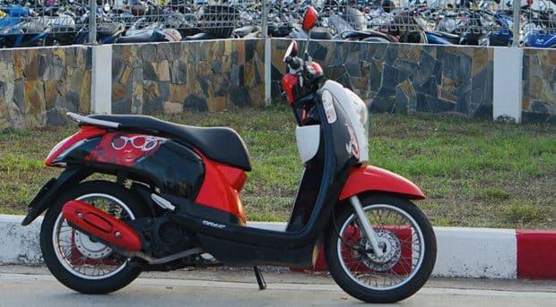 Honda Scoopy i (110 cc)